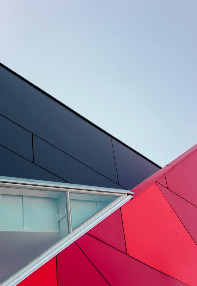 Triadic Architectural Visualization