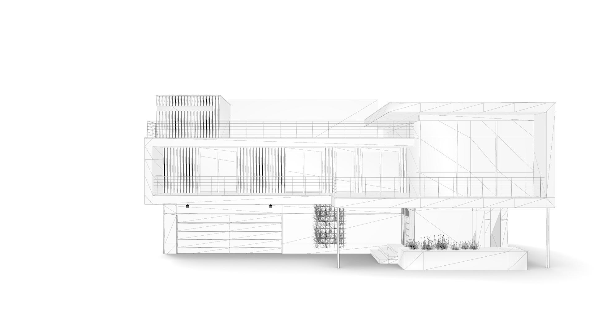 Exterior 3D Modelling