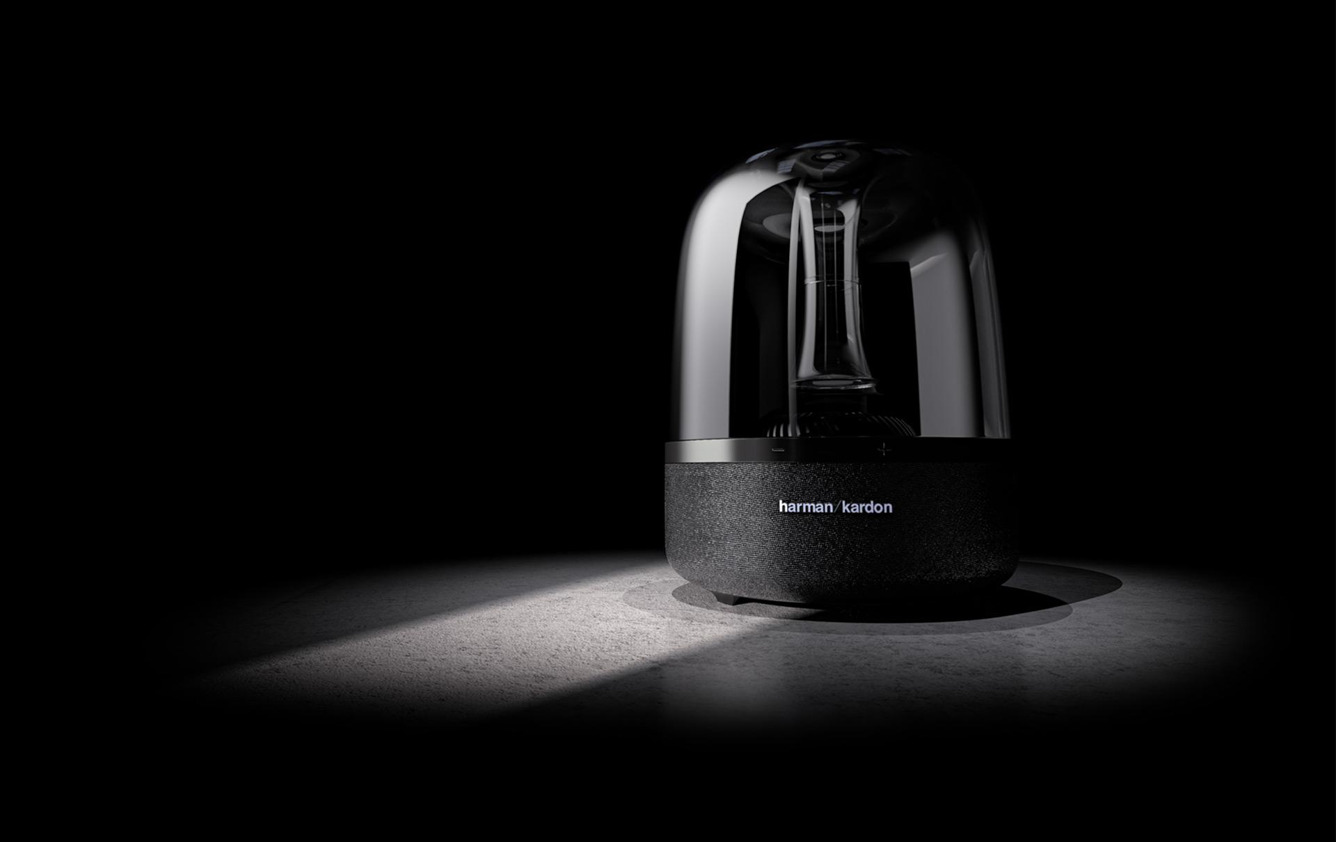 3D Rendering Speaker Teaser