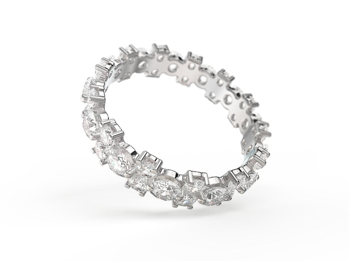 Diamond Ring Render Tilted