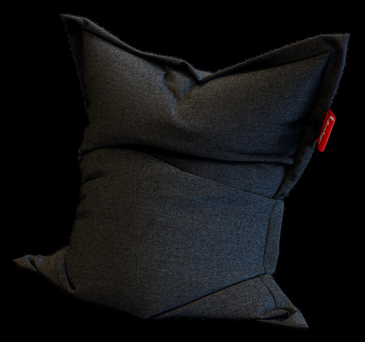 Pillow 3D Render
