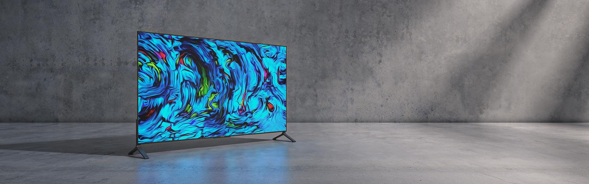TV 3D Rendering
