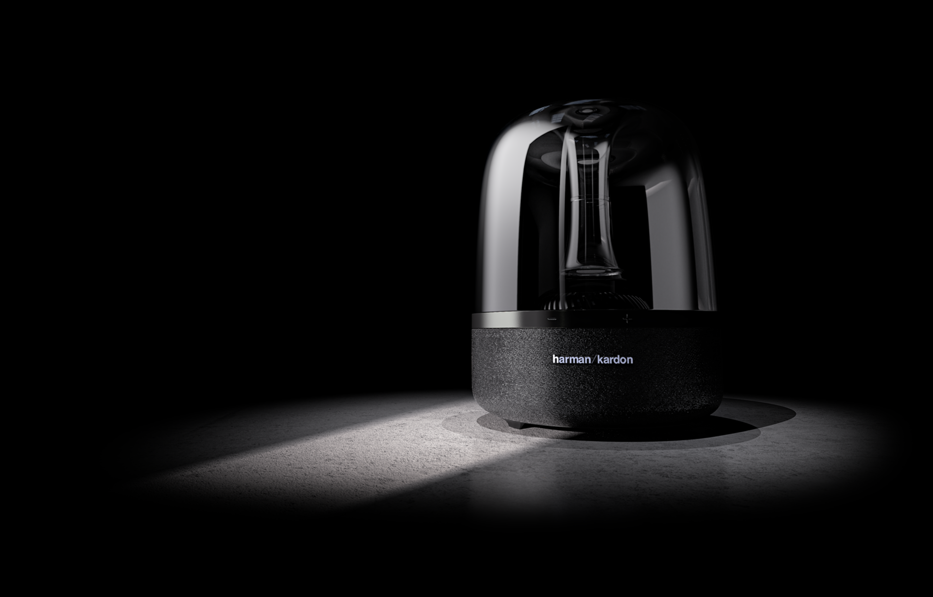Teaser 3D Render Speaker