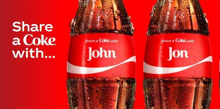 Coca-Cola Product Marketing