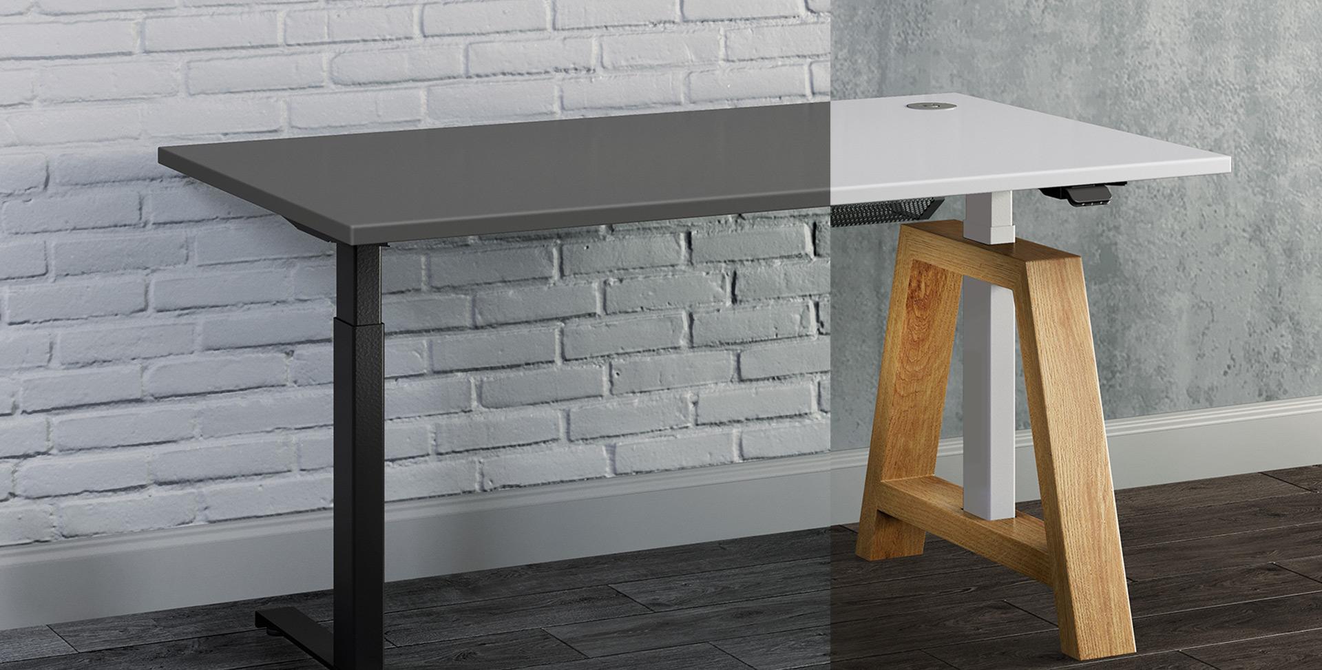 3D Rendering of Desks