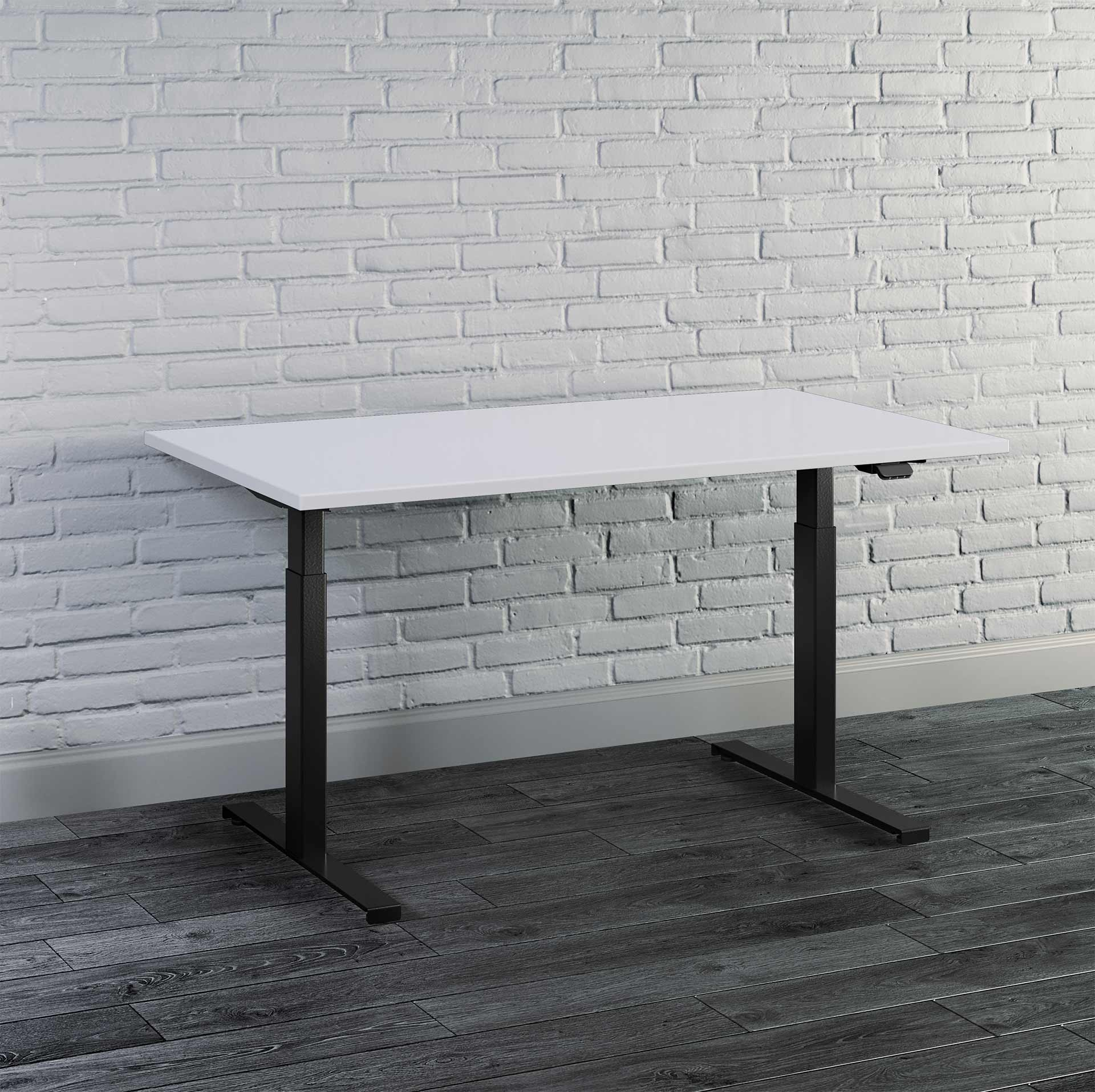 Desk Render Mulberry B & W