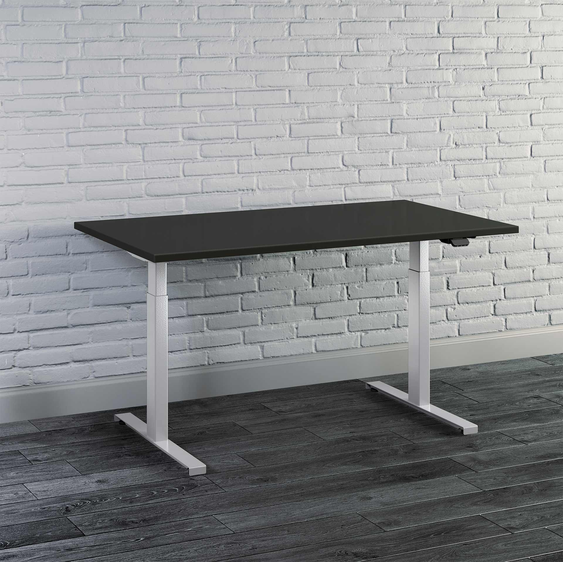 Desk Render Mulberry W & B