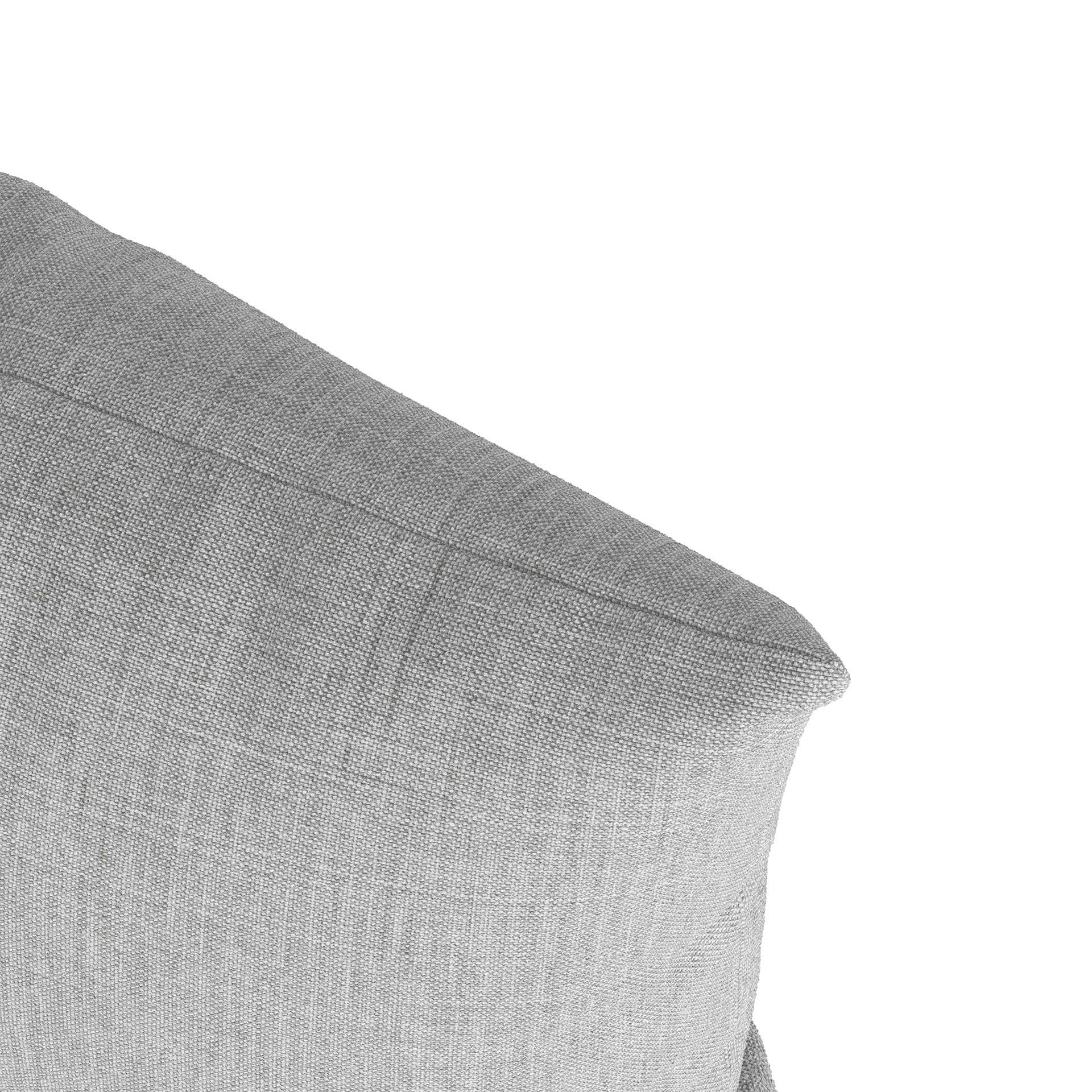 Scatter Pillow Close Render Light Grey