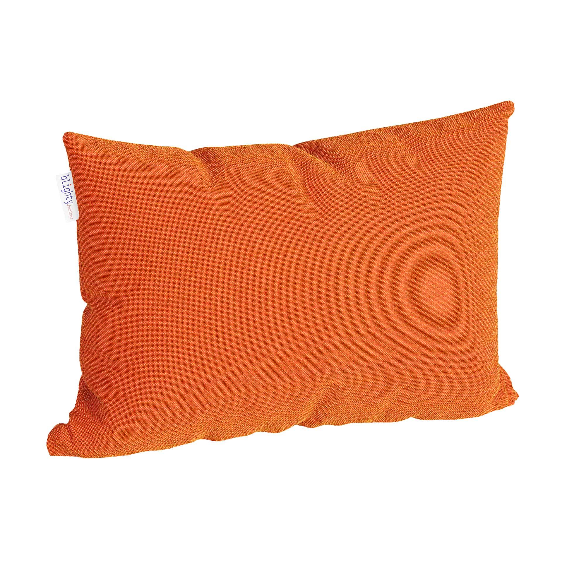 Scatter Pillow Corner Render Orange