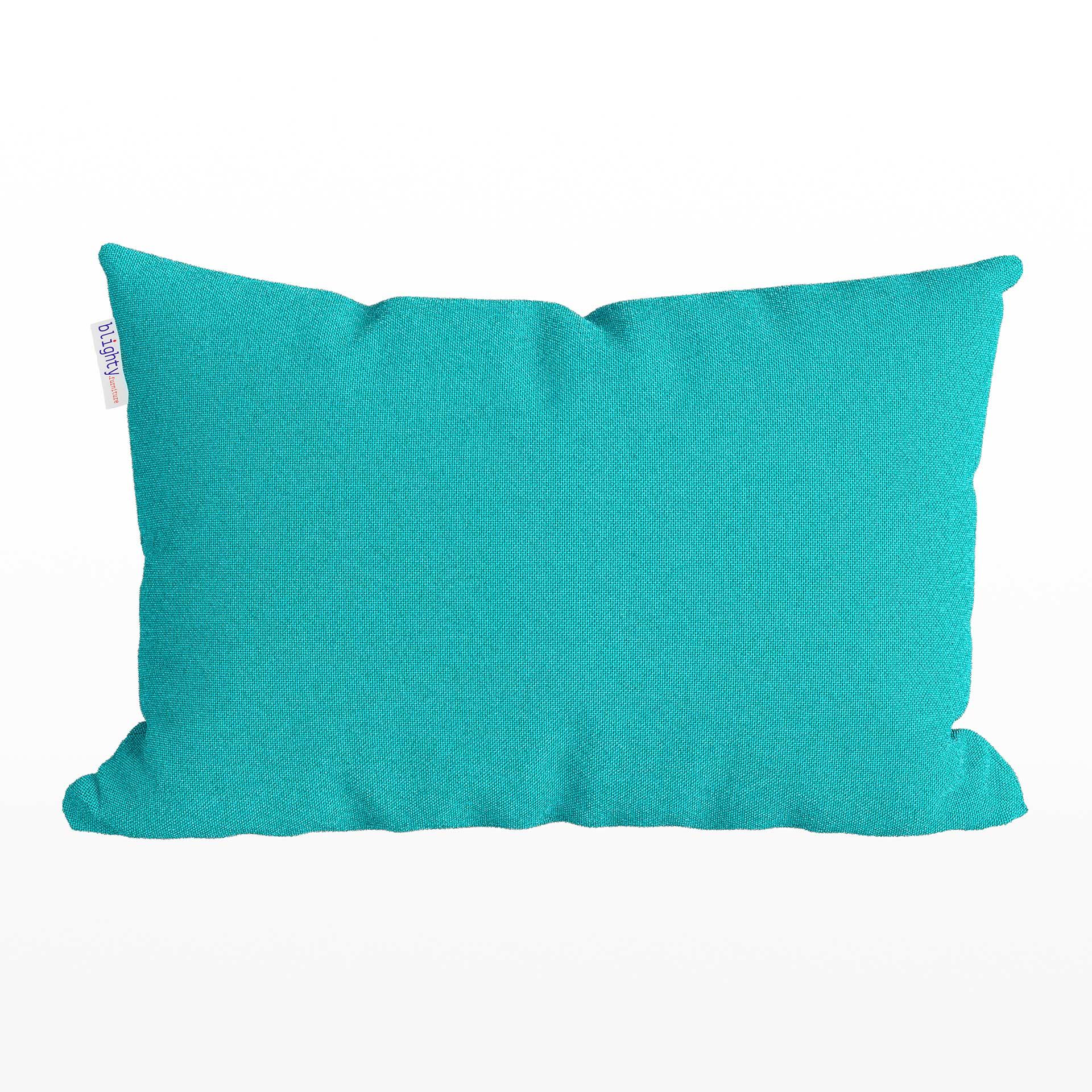 Scatter Pillow Front Render Blue