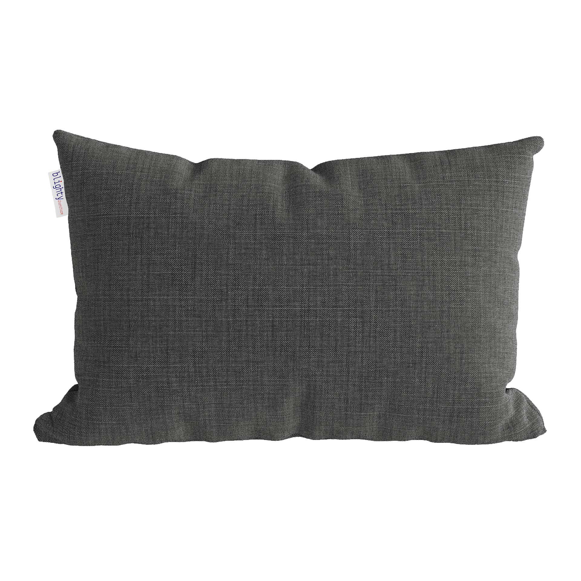 Scatter Pillow Front Render Dark Grey