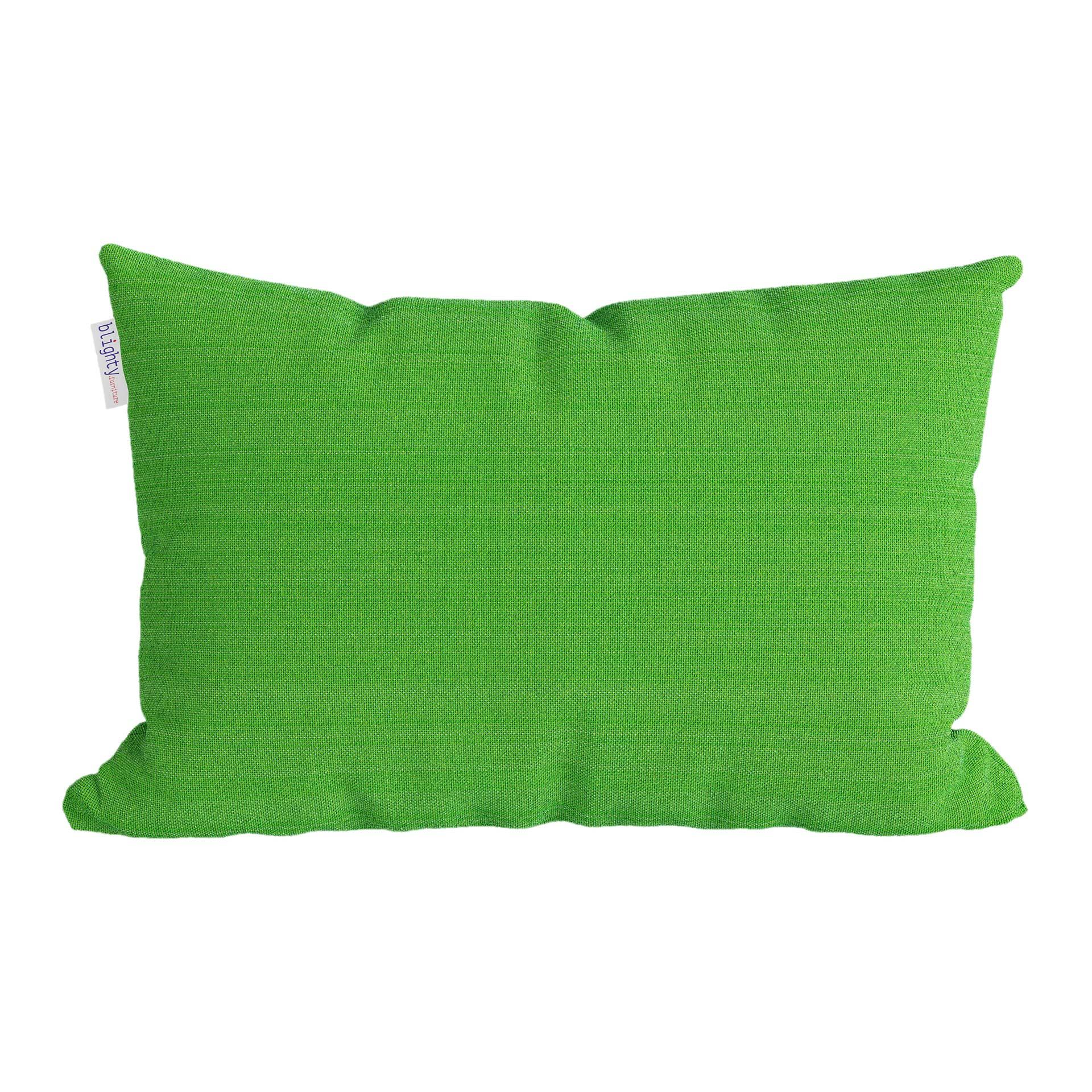 Scatter Pillow Front Render Green