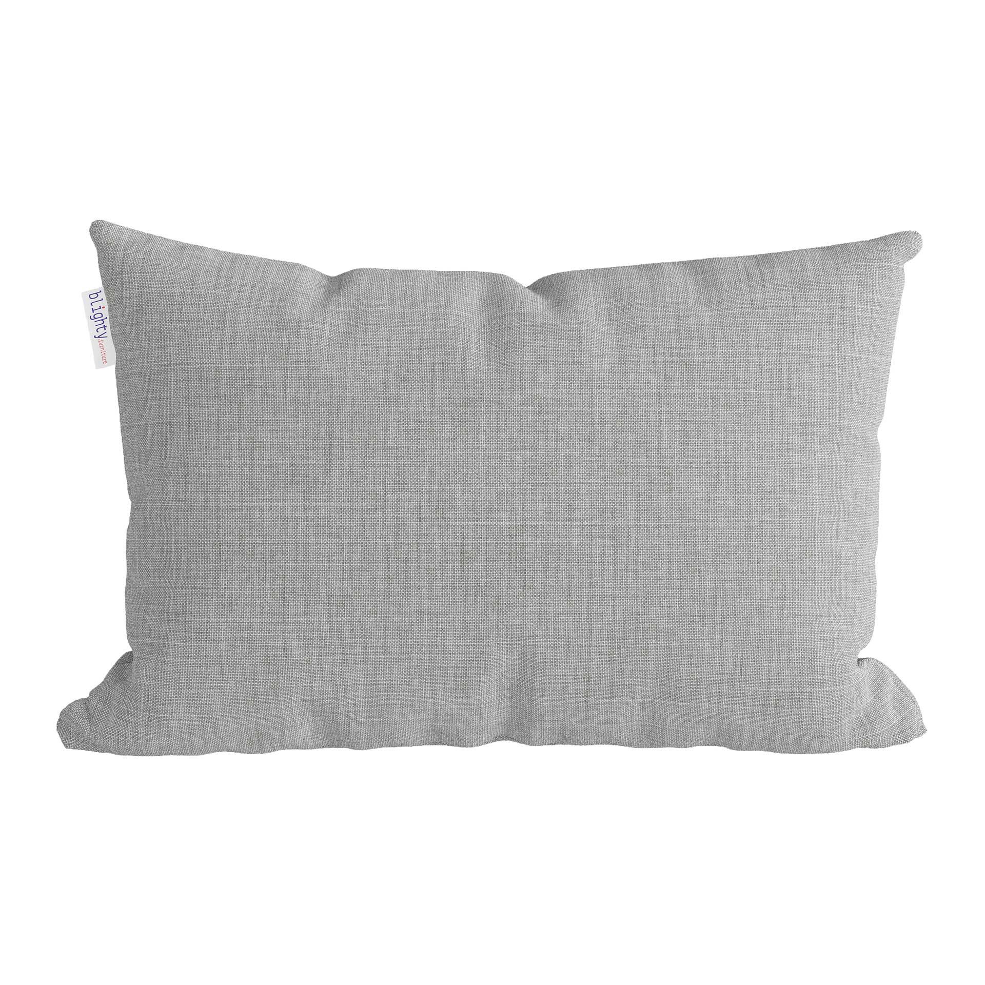 Scatter Pillow Front Render Light Grey