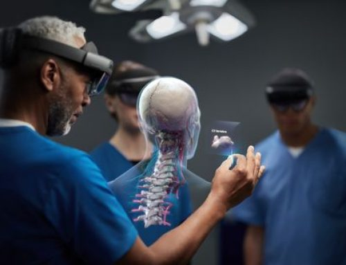 3d Visualisation and Augmented Reality for Surgery
