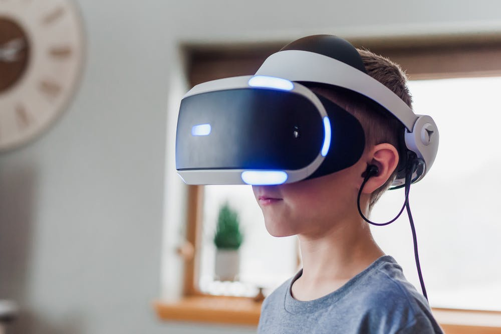 Augmented Reality vs. Virtual Reality: What Is The Difference?