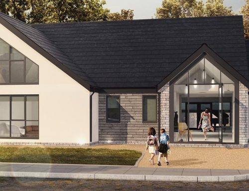 Different Types of House Rendering
