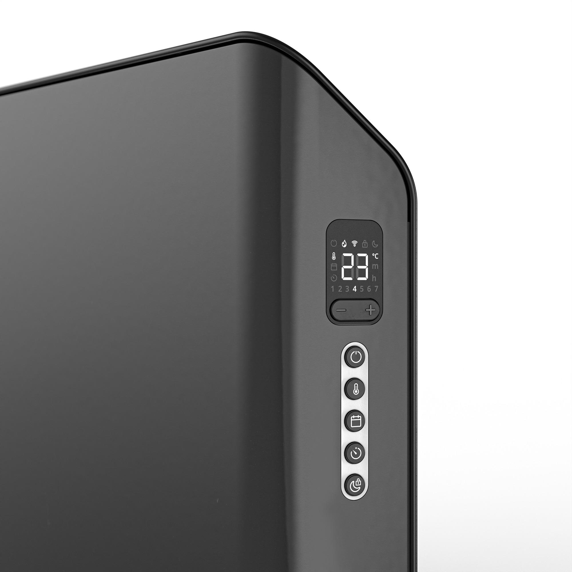 DUUX-dark-grey-Radiator-E-Commerce-Amazon-Image-Example-1