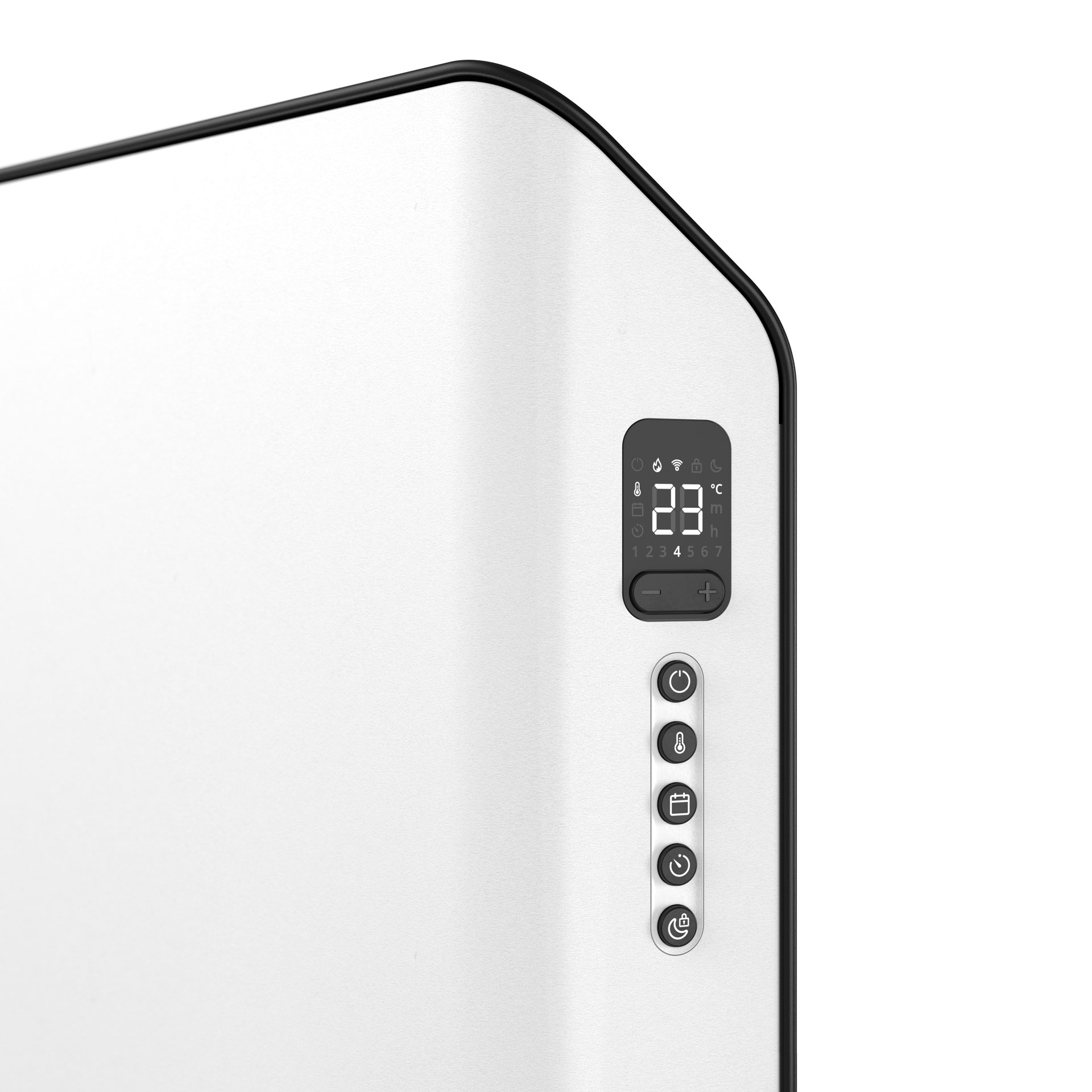 DUUX white Radiator E-Commerce Amazon Image Example 1
